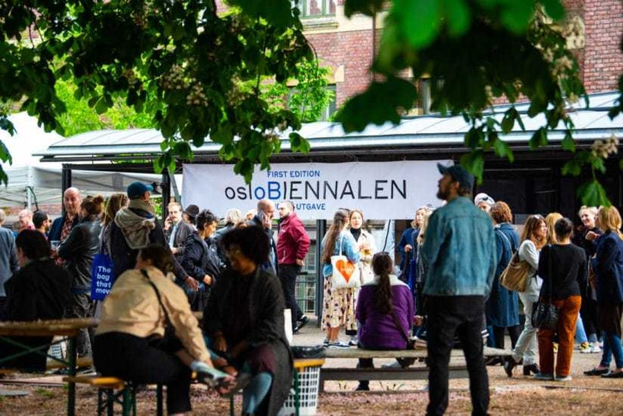 Oslo BIENNALEN opening weekend party 824x550 1