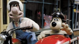 Wallace Gromit In A Close Shave